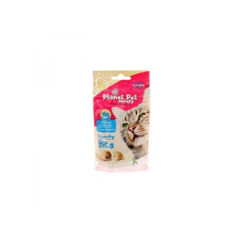 PPS maius kassidele Crunchy Bits Dental Care- hammastele 40 g