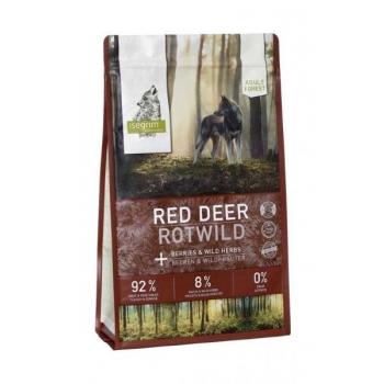 Isegrim FOREST Punahirveliha marjade ja metsürtidega 3 kg