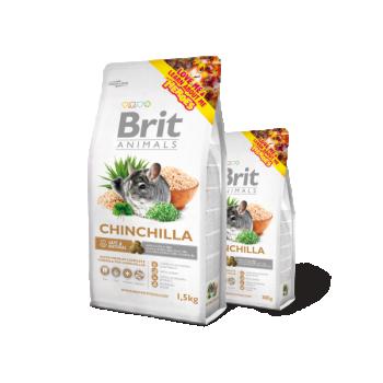 Brit Animals, Chinchilla, 0,3kg