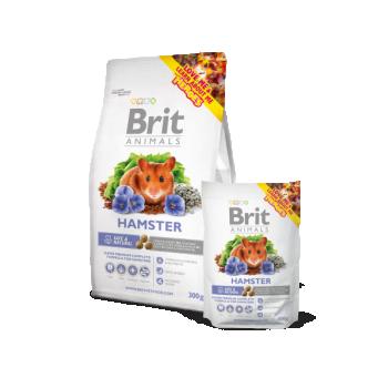 Brit Animals hamstrile 0,3kg