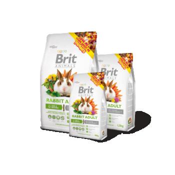 Brit Animals täiskasvanud küüliku täissööt 0,3kg