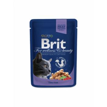 Brit Premium einekotike kassile Tursk tarrendis 100g
