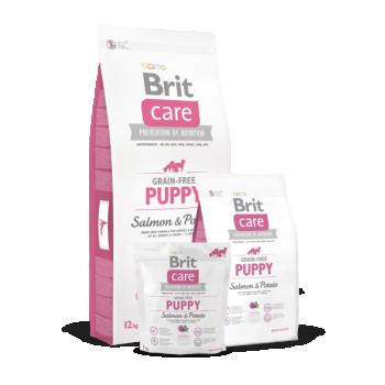 """BC koera kuivtoit """"Puppy"""" lõhe&kartuliga 3kg"""