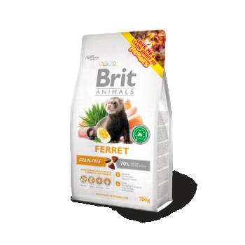 Brit Animals tuhkru täissööt 700g