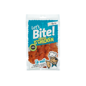 Brit Care Let´s Bite Twister O´Chicken