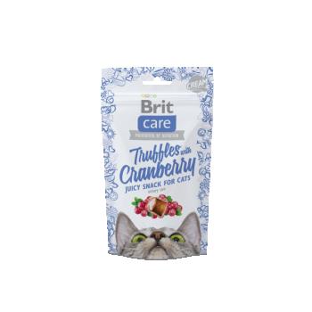 Brit Care Cat Snack Cranberry Truff 50g