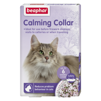 BE- No Stress Collar for Cats