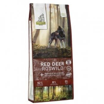 Isegrim FOREST Punahirveliha marjade ja metsürtidega 12 kg