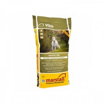 MARSTALL Vito - teravilja- ja melassivaba müsli 20kg