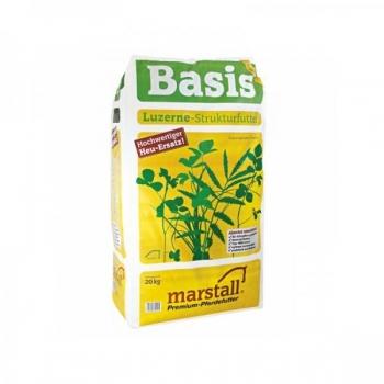 MARSTALL Basis - hakitud lutsern 20kg