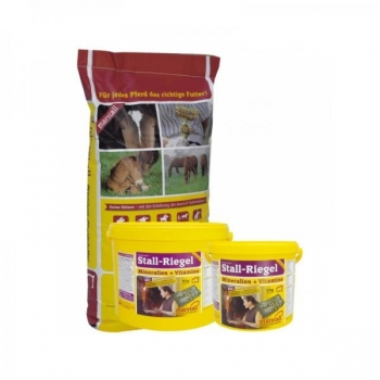 MARSTALL Stall-Riegel - vitamiin+mineraal batoonid 20kg