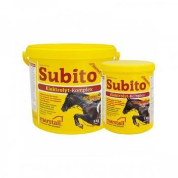 MARSTALL Subito - elektrolüüdid 3kg