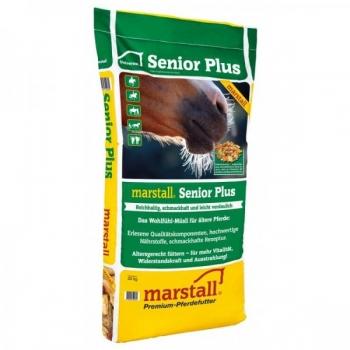 MARSTALL Senior Plus - eakatele ja haigusest taastuvatele hobustele