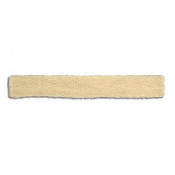 HANSBO SPORT Sadulavöö pehmendus 80 cm must/beež