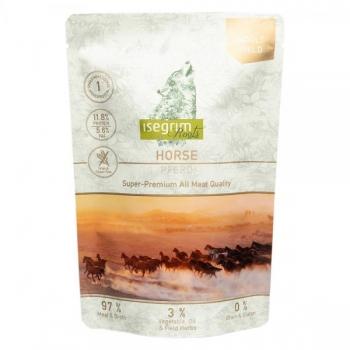 Isegrim Roots I Monoprotein 410g pouch, Hobune