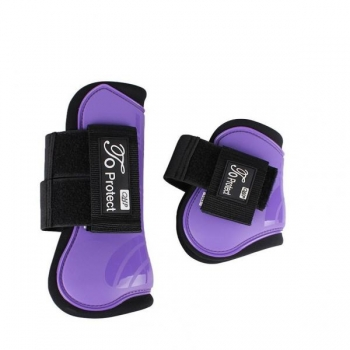 Luxury tendon boots set Passion flower Pony