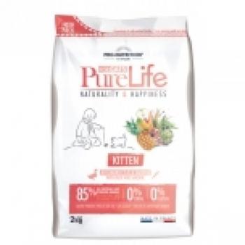 Pure Life kuivtoit kassipojale 2kg