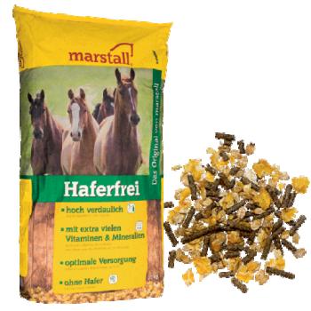 Marstall haferfrei - kaeravaba müsli 20kg