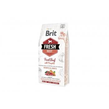"""Brit Fresh """"LB puppy"""" loomaliha&kõrvitsaga 2,5kg"""