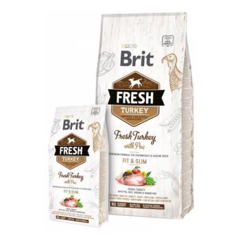 """Brit Fresh """"Fit & slim"""" kalkuniliha&hernestega 2,5kg"""