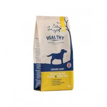 "Healthy Paws ""Briti kanaliha & pruuni riisiga"" SEENIORILE 2kg"