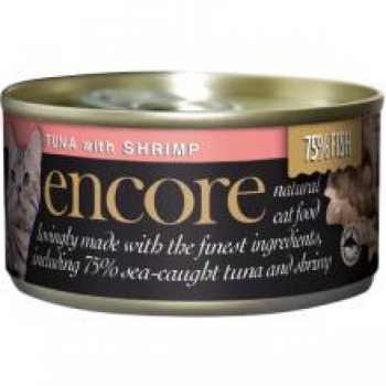 Encore kassi konserv tuunikala/krevett