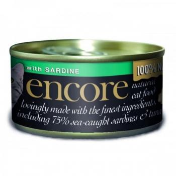 Encore kassi konserv tuunikala/sardiin