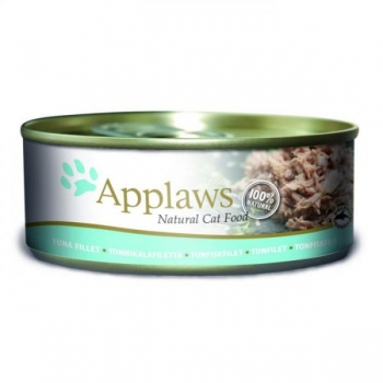 Applaws kassi konserv tuunikala 156g N1