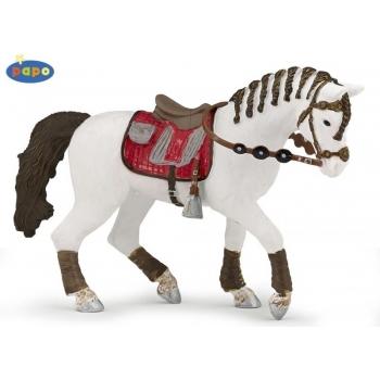 Papo trendika ratsaniku hobune
