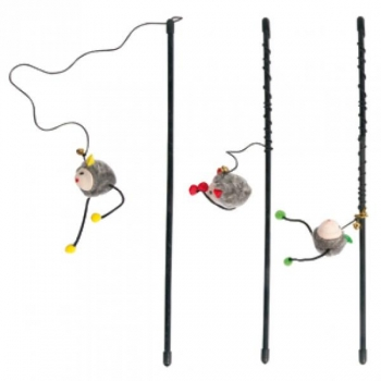 Kassi mänguasi Õngeritv hiirega