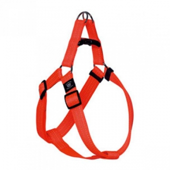 Koera traksid Step & Go Ziggi Refl.oran 25-45cm 15mm