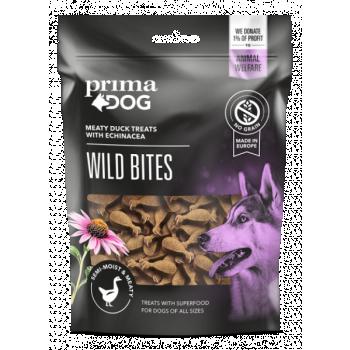 PrimaDog Wild Part.siilkübaraga 150g