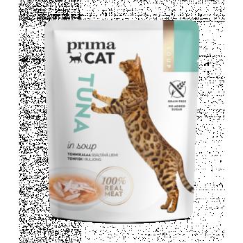 PrimaCat soup tuunikalasupp 40g
