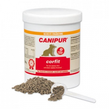 Canipur - corfit 500g - vereloome, üldine heaolu