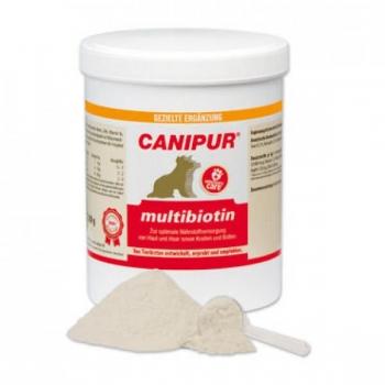 Canipur - multibiotin 150g - nahale ja padjanditele