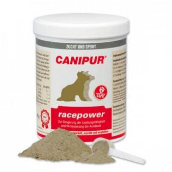 Canipur - racepower 500g - L-karnitiin ja vastupidavus