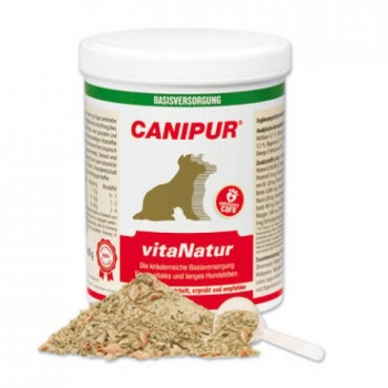 Canipur - vitaNatur 500g - üldmineraal aretuskoertele