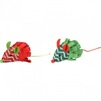 Mänguasi jõulud PLUSH FLIP MOUSE 10CM