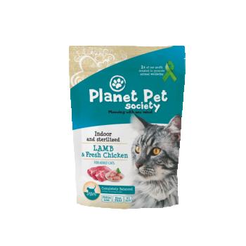 PPS kassi täistoit steriliseeritud kassile lambalihaga 1.5kg