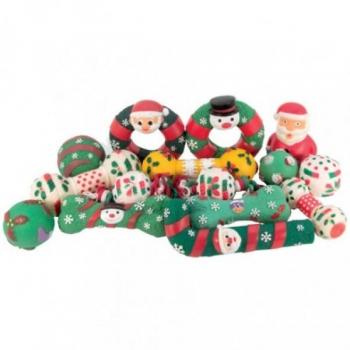 Vinüülist mänguasi valik 7 kuni 21 cm