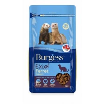Burges Excel Tuhkru täissööt 2 kg