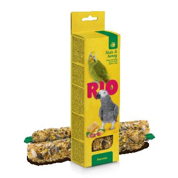 Rio maiusepulgad papagoidele 2x90g