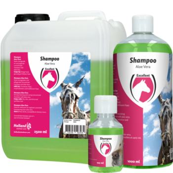 Shampoo Excellent with Aloe Vera 500ml