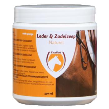 Leather SOAP Glycerin 350ml