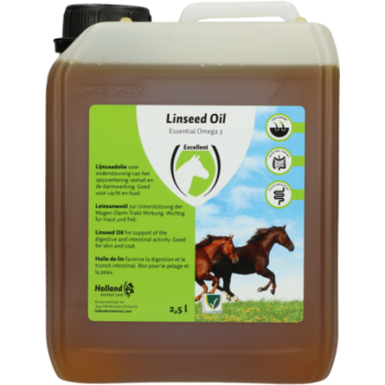 Linseed Oil 2,5l