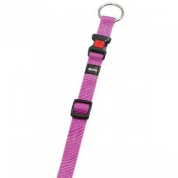 Koera kaelarihm Ziggi roosa 40-55cm 20mm