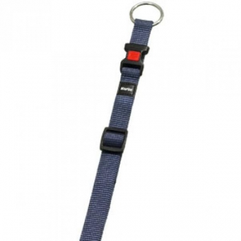 Koera kaelarihm Ziggi graniit sinine 30-45cm 15mm