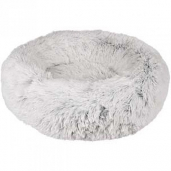 Kassi pesa Basket Alba Round white 52x52x14cm