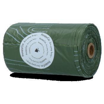 PoopyGo koera hügieenikott Eco Friendly lavendel 1 rull (15kotti)