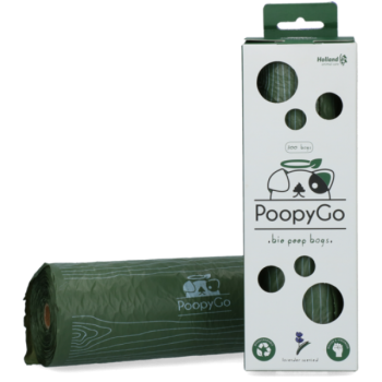 PoopyGo koera hügieenikoti karp Eco Tissue Box lavendel (300kotti)